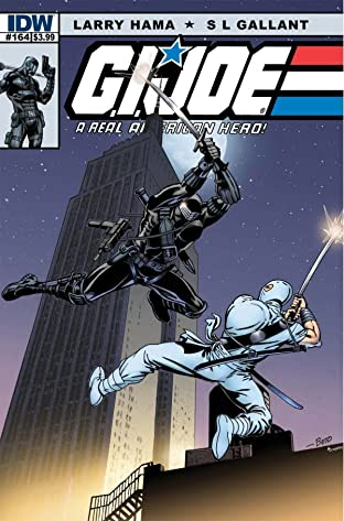 G.I. Joe: A Real American Hero No.164