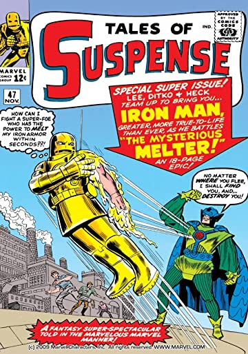 Tales of Suspense #47