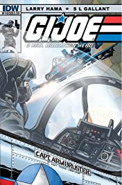 G.I. Joe: A Real American Hero No.165