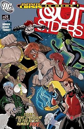Outsiders (2003-2007) #29