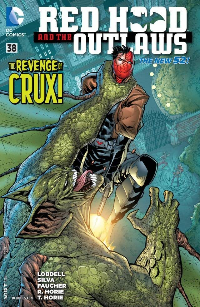 Red Hood and the Outlaws (2011-2015) #38