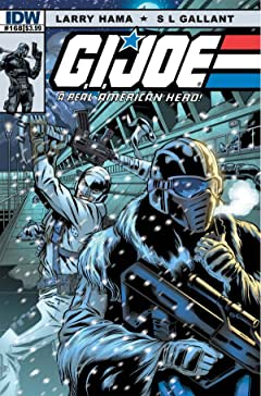 G.I. Joe: A Real American Hero #168