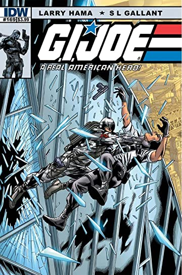 G.I. Joe: A Real American Hero No.169