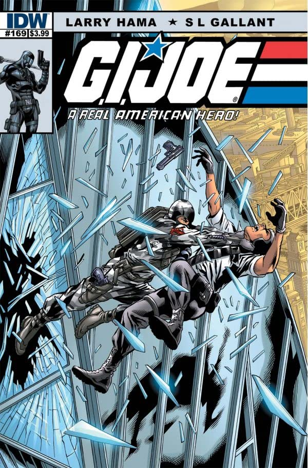G.I. Joe: A Real American Hero #169
