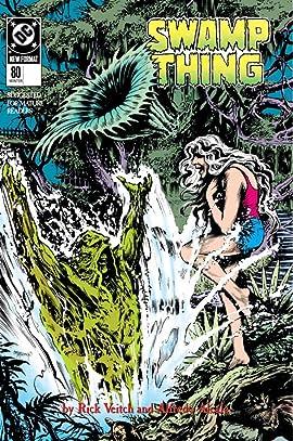 Swamp Thing (1982-1996) #80