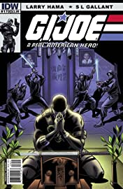 G.I. Joe: A Real American Hero #170