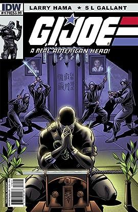 G.I. Joe: A Real American Hero #170