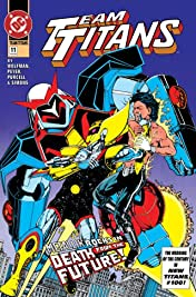 Team Titans (1992-1994) #11