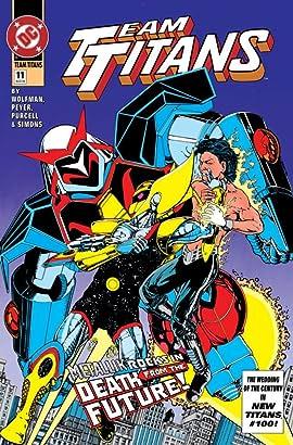 Team Titans (1992-1994) #11