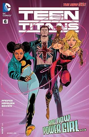 Teen Titans (2014-2016) No.6