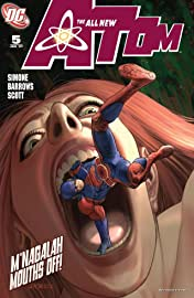 The All New Atom (2006-2008) #5