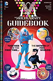 The Multiversity: Guidebook (2014) #1