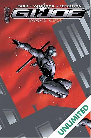 G.I. Joe: Snake Eyes #3