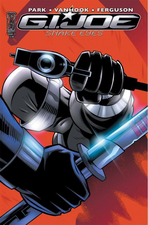 G.I. Joe: Snake Eyes #4