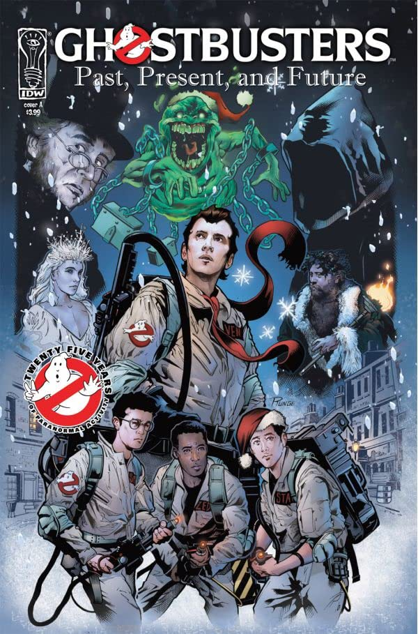 Ghostbusters: Holiday Special #1