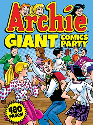 Archie Giant Comics Party