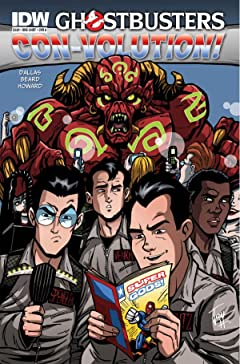 Ghostbusters: Con-Volution