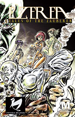 Ezerea: Tales of the Zauberer Vol. 1
