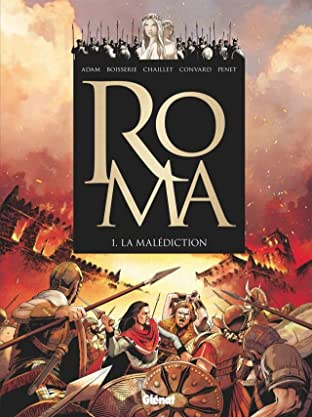 Roma Vol. 1: La Malédiction