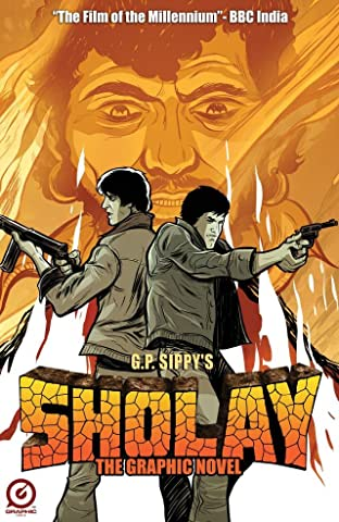 G. P. Sippy's Sholay: The Official Movie Adaptation