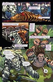The Jungle Book: Fall of the Wild #3 (of 5)