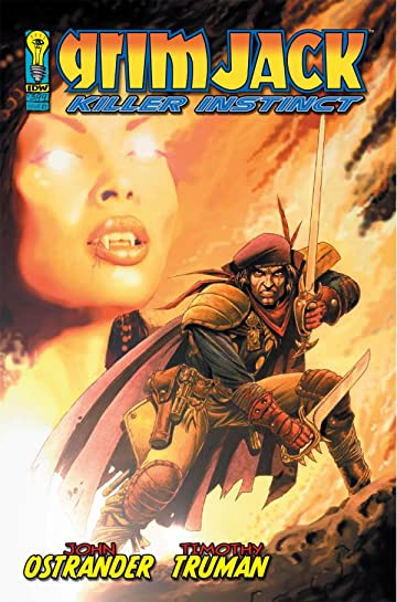 GrimJack: Killer Instinct #6