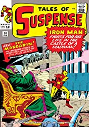 Tales of Suspense (1959-1968) #50