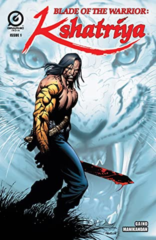 Blade of the Warrior #1
