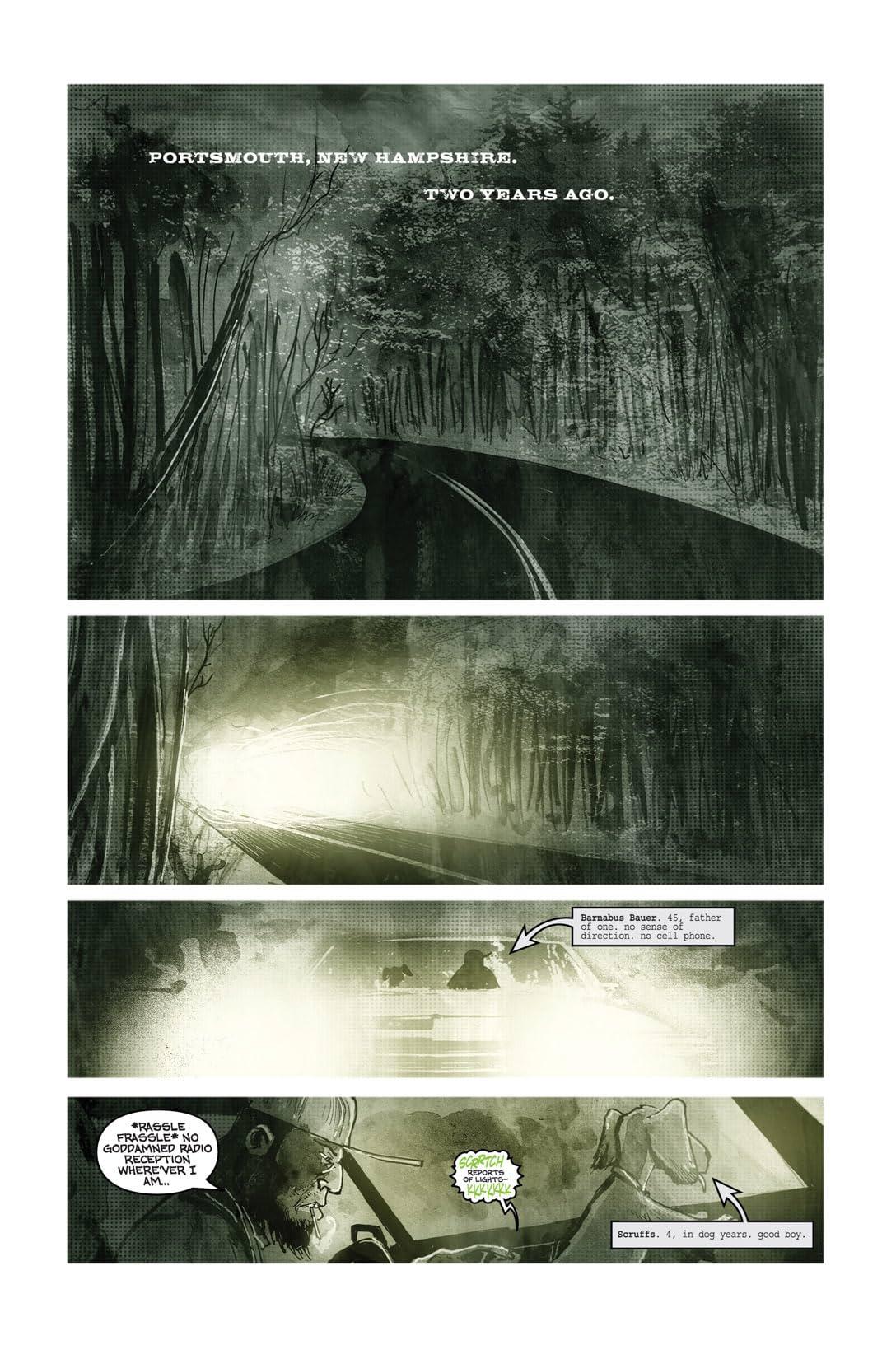 Groom Lake #1