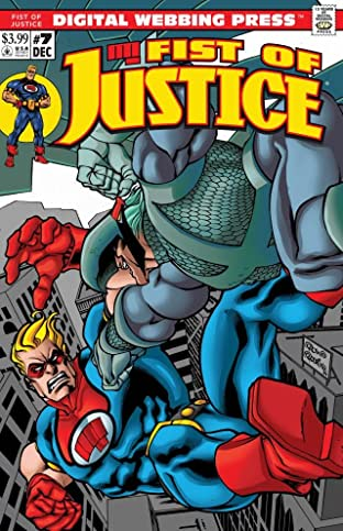Fist of Justice Vol. 2 #7