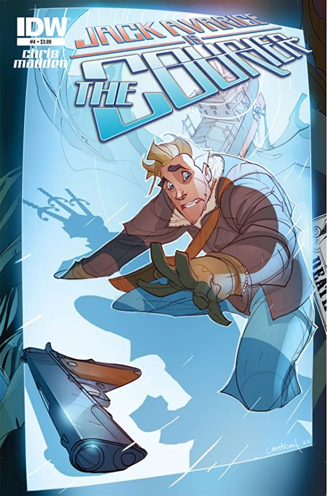 Jack Avarice IS The Courier #4