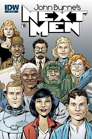 John Byrne's Next Men #38