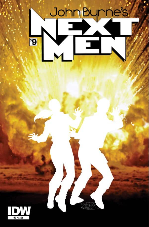 John Byrne's Next Men #39