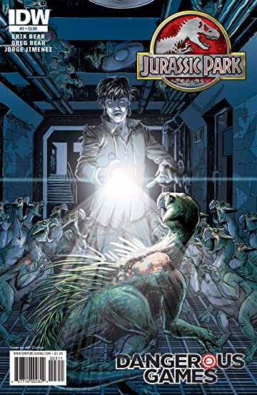 Jurassic Park: Dangerous Games #3 (of 5)