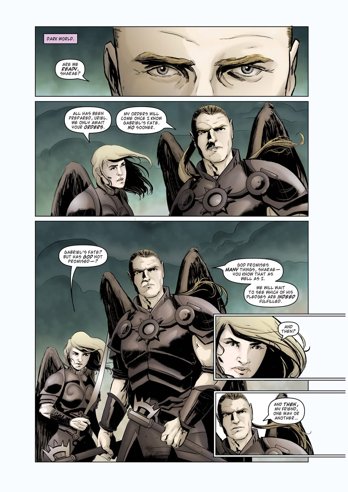 Legion: Prophets #1