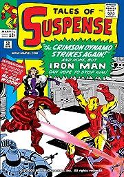 Tales of Suspense #52