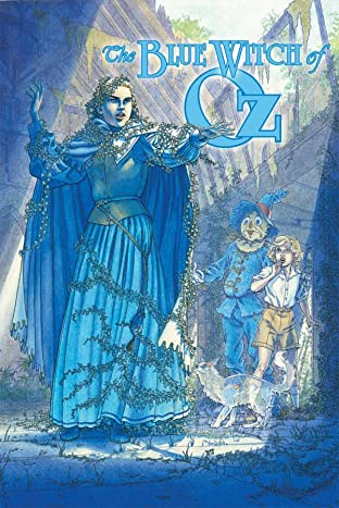 OZ: Blue Witch