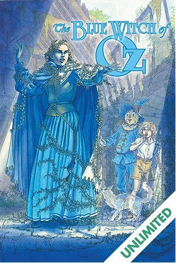 OZ: Blue Witch