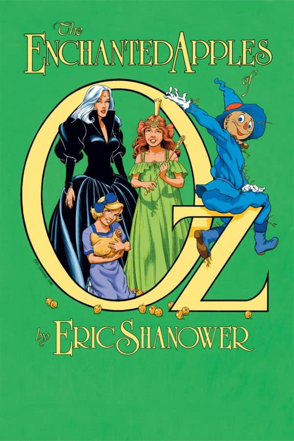 OZ: Enchanted Apples