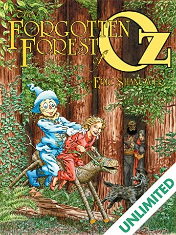 OZ: Forgotten Forest