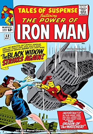 Tales of Suspense #53