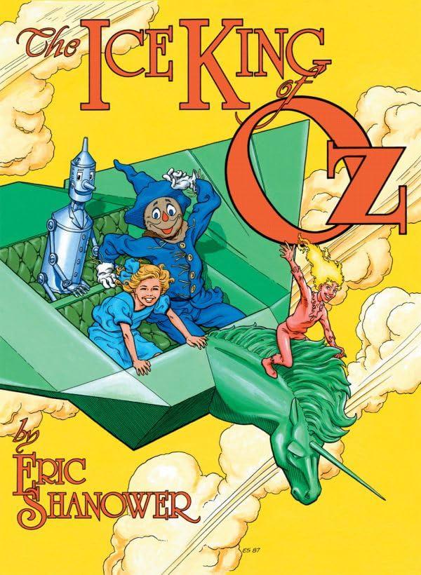 OZ: Ice King