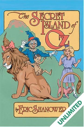 OZ: Secret Island