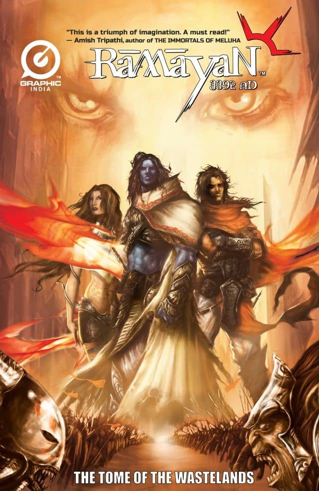 Ramayan 3392 AD: Reloaded Vol. 2