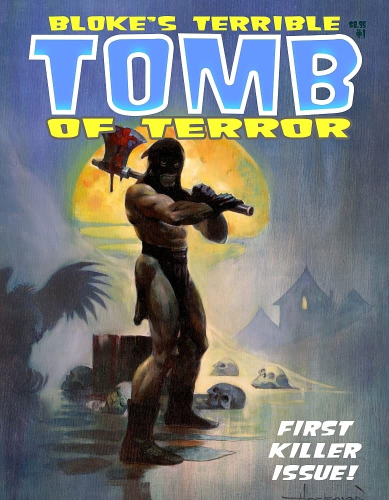Bloke's Terrible Tomb Of Terror #1