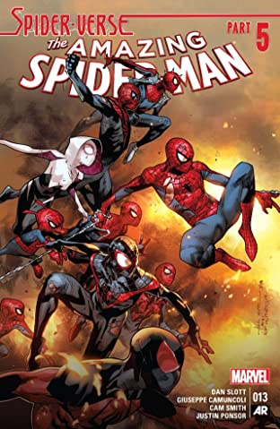 Amazing Spider-Man (2014-2015) #13