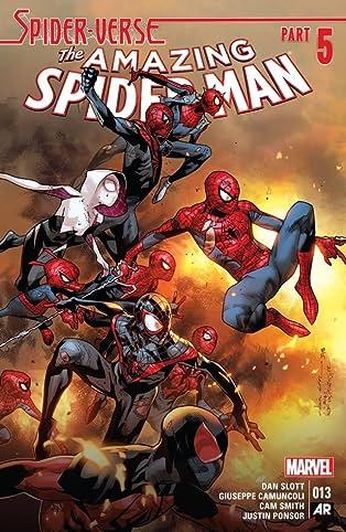 Amazing Spider-Man (2014-2015) #13