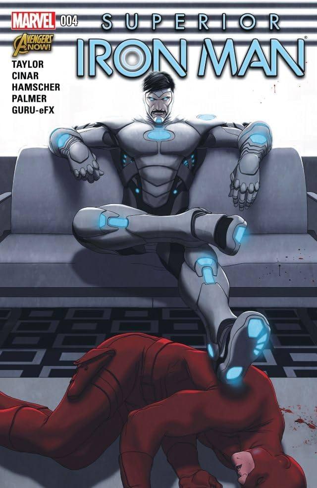 Superior Iron Man (2014-2015) #4