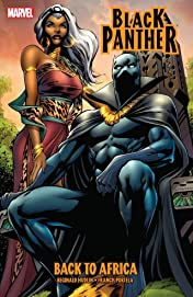 Black Panther: Back To Africa