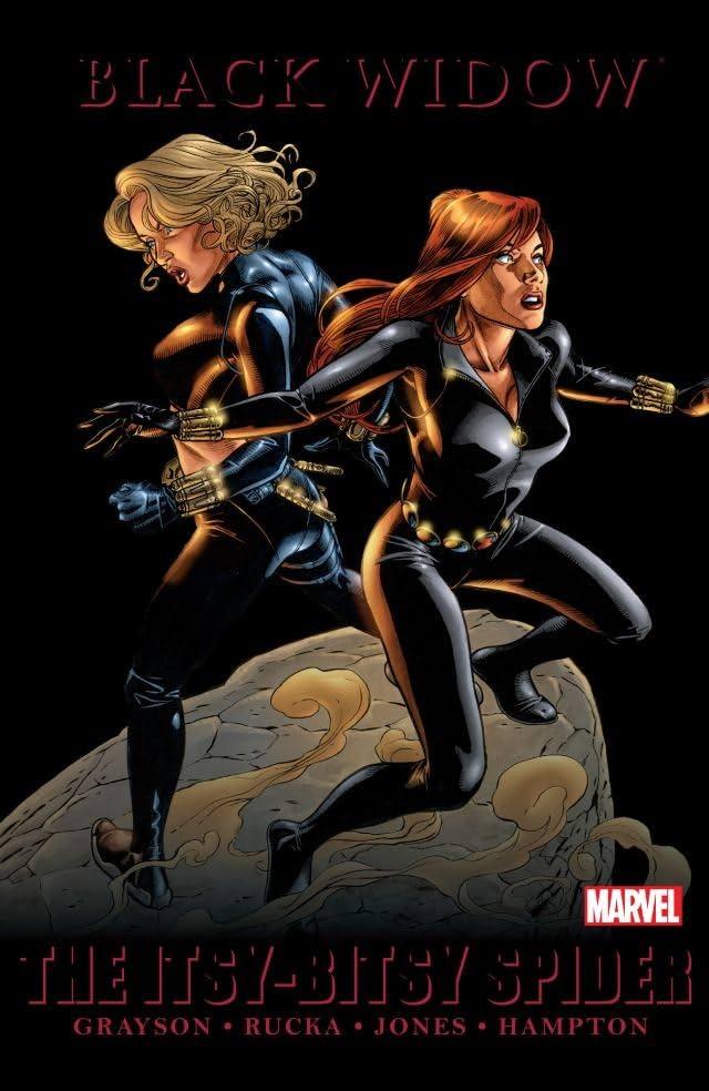 Black Widow: Itsy-Bitsy Spider